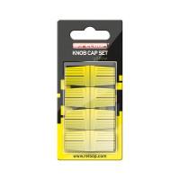 Reloop knob cap set Yellow