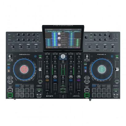 دی جی کنترلر و دستگاه دی جی Denon DJ Prime 4