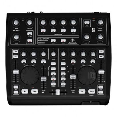 دی جی کنترلر و دستگاه دی جی Behringer Deejay BCD3000