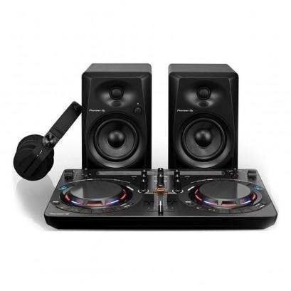 دی جی کنترلر و دستگاه دی جی Pioneer DJ Starter Pack