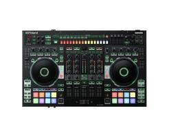 دی جی کنترلر و دستگاه دی جیرولند دست دوم و کار کرده Roland DJ-808