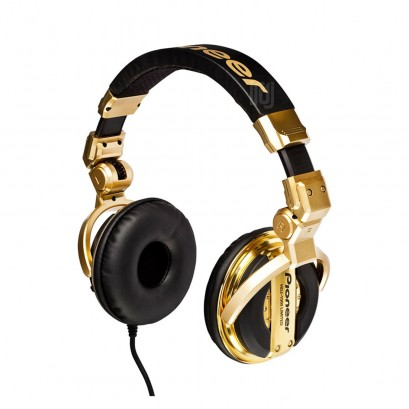 هدفون Pioneer HDJ-1000 Gold