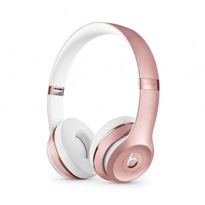 هدفون Beats Solo3 Wireless Rose Gold
