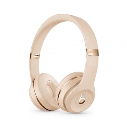 هدفون Beats Solo3 Wireless Satin Gold