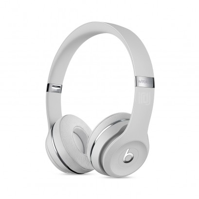 هدفون Beats Solo3 Wireless Satin Silver