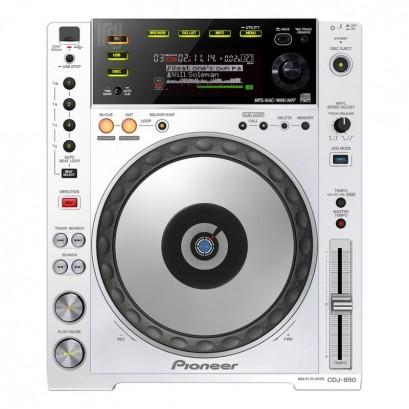 دی جی پلیر Pioneer CDJ-850 White