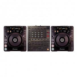 قیمت خرید فروش Pioneer CDJ-1000 | DJM-