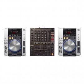قیمت خرید فروش Pioneer CDJ-200 | DJM-6