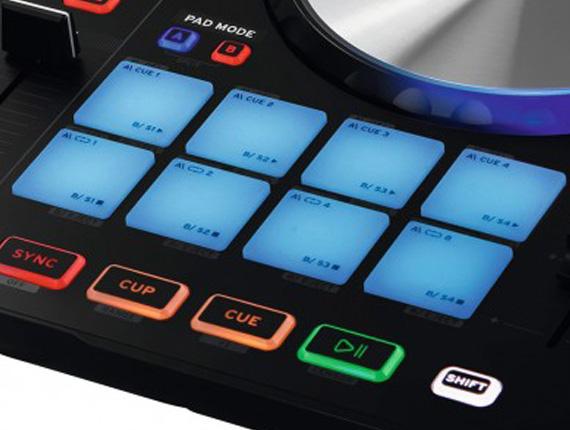 دستگاه دی جی و دی جی کنترلر ریلوپ BEATMIX 4MK2
