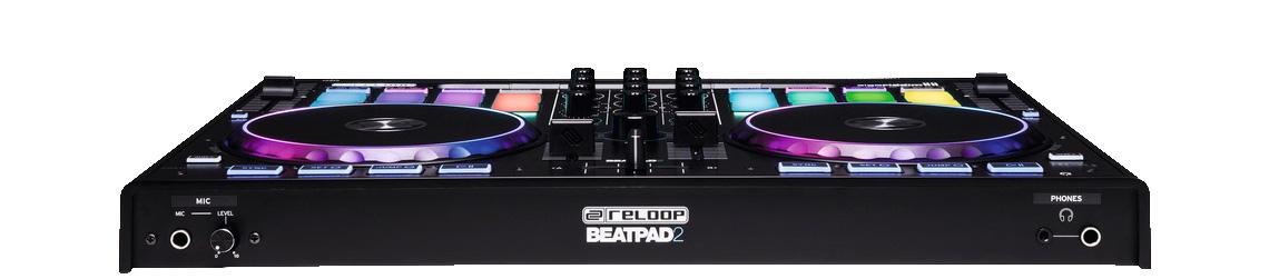 دستگاه دی جی و دی جی کنترلر ریلوپ Reloop Beatpad 2