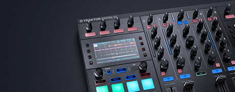 Native Instruments Traktor S5 MK2