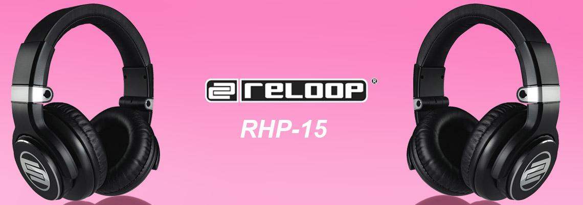 هدفون دی جی ریلوپ Reloop RHP-15